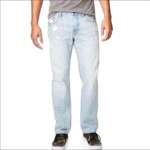 New Aeropostale Men's Straight Leg Jeans 30x32