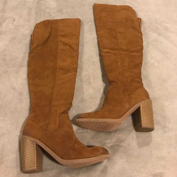 27be168003a DV by Dolce Vita Shoes - DV for Target Marylin OTK Faux Suede Boots