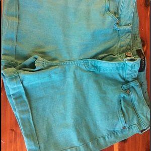 Liverpool Jeans Company Pants - Liverpool stretch denim team Bermuda shorts