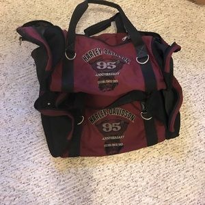 Harley-Davidson Other - Two Harley duffle bags