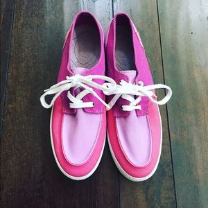 Reef Shoes - Reef Canvas Boat Shoes