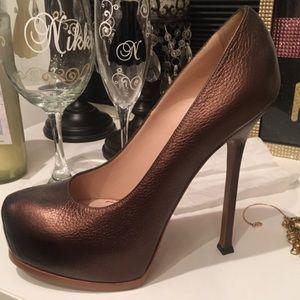 Yves Saint Laurent Shoes - YSL Tribtoo Pump