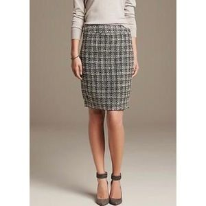 Banana Republic Dresses & Skirts - Banana Republic Tweed Pencil Skirt
