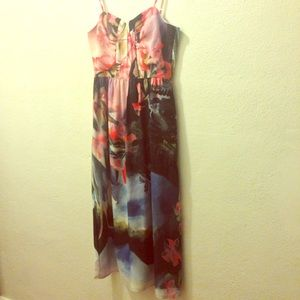 Corey Lynn Calter Anthropologie Midi Dress