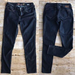Mavi Denim - Mavi Alexa Skinny MidRise Dark Rinse Jeans