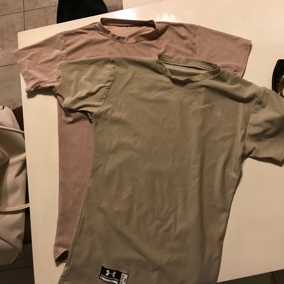 Under Armour Hot Weather Tactical T-Shirts