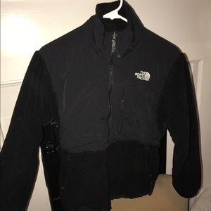 North Face fleece jacket size small