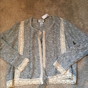 Mary McFadden adorable sweater jacket!!!