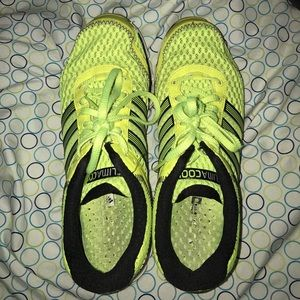Adidas CLIMACOOL Safety Green Sneakers