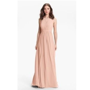 Jenny Yoo Vivienne Dress in Blush