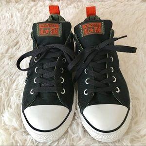 Converse Other - Men's Sz 6 black & camo Chuck Taylor Converse shoe