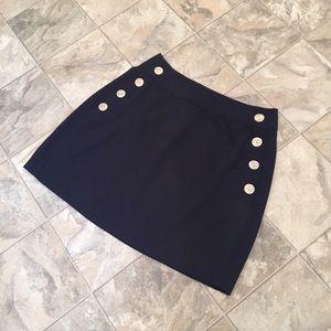 EXPRESS navy matelot skirt