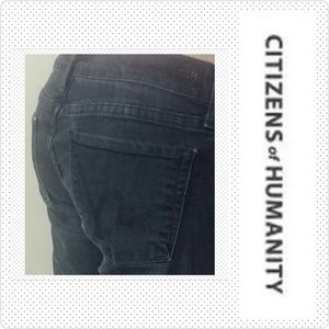 Citizens of Humanity Denim - C of H  27x31 High Rise Amber