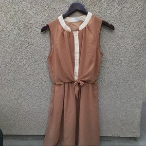 Blu Pepper Dresses & Skirts - Blu Pepper Mid Tie Dress