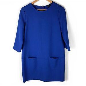 Ann Taylor Dresses & Skirts - A n n T a y l o r • S h i f t • D r e s s • Sz 8p