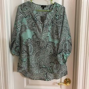 NWT blouse/tunic from The Limited