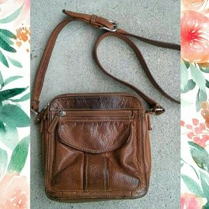 Fossil Handbags - Vintage Leather Fossil Purse