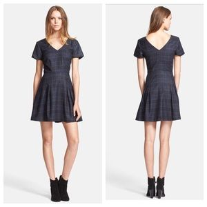 Joie Raley fit and flare dress