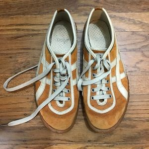 Onitsuka Tiger by Asics Shoes - Vintage leather Onitsuka Tiger by Asics