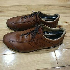 Allen Edmonds Other - Allen Edmonds Peyton Oxford shoes Brown size 10.5
