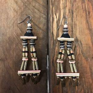 Jewelmint Jewelry - Beaded Chandelier Earrings