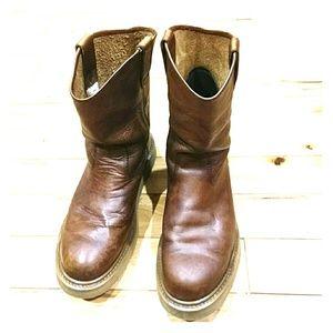 John Deere Other - John Deere men's brown boots size 9 w