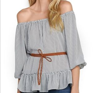 Bailey 44 Tops - New Bailey 44 Christine Off the Shoulder Top