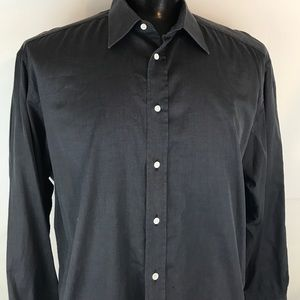 Canali Other - Authentic Canali Dark Grey Shirt