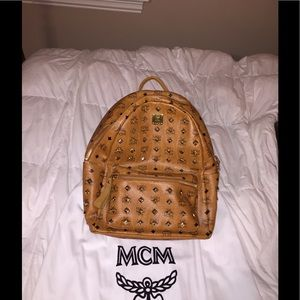 MCM Other - Brand new men's MCM backpack with receipt