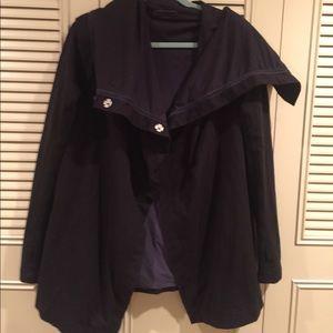 24 off lululemon athletica jackets  blazers  lululemon