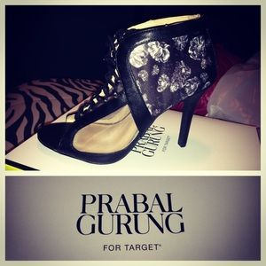 Prabal Gurung for Target Shoes - Prabal Gurung floral print pumps