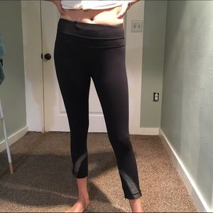 Pants - High rise work out pants