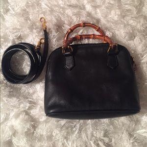 Vintage Gucci handbag.