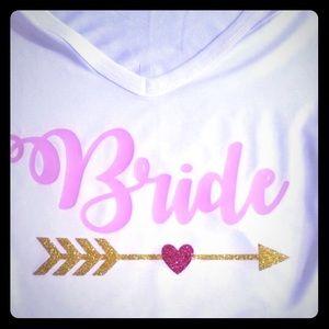 Tops - New bride tee