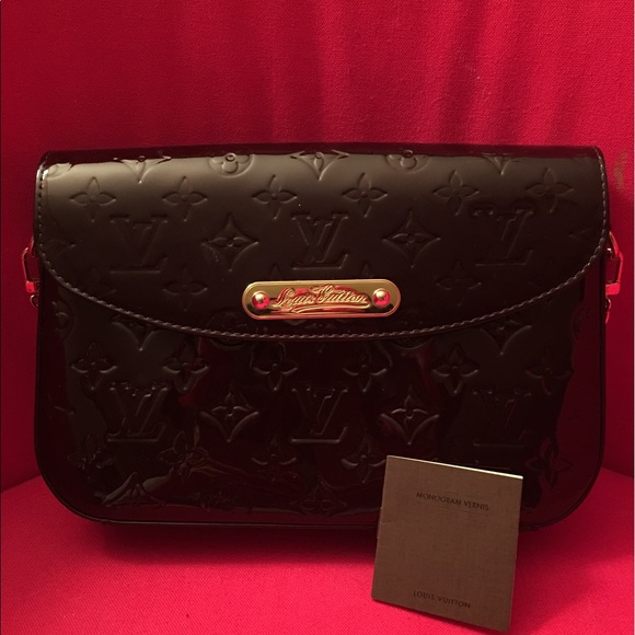 Louis Vuitton Bags Amarante Monogram Vernis Rodeo Poshmark