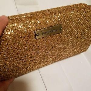 Jenny Packham Handbags - NEW Jenny Packham Gold evening clutch bag