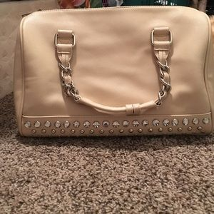 Handbags - Express purse with sequins. Make offer!