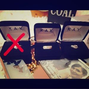 Kay Jewelers Jewelry - Rings from Kay Jewelers