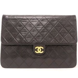 chanel Handbags - Chanel lambskin vintage flap