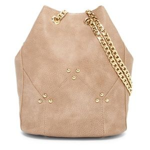 Pink Haley Maisie Bucket Crossbody