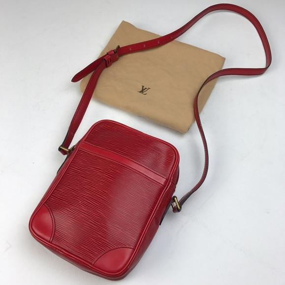 b14321e67cad Louis Vuitton Handbags - Louis Vuitton Epi Danube Cross Body
