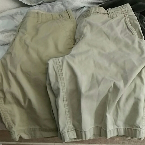 Aeropostale and gap  Other - 2 pairs Men's khakis