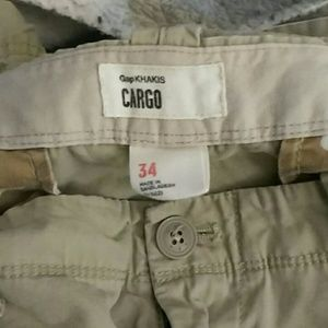 Aeropostale and gap  Shorts - 2 pairs Men's khakis