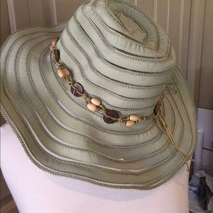 Scala Accessories - Scala flexible rim fun in the sun ☀️  Hat