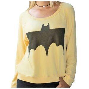 Lauren Moshi    Batman    Breanna Pullover [yello]