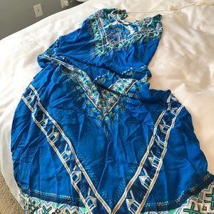 Flying Tomato Dresses & Skirts - Boho Maxi Dress L