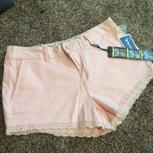 Dollhouse Pants - Pretty in pink