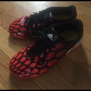 Adidas zapatos Youth 3 indoor soccer cleats EUC poshmark