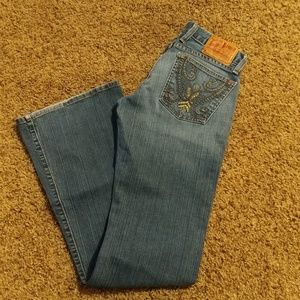 Lucky Brand Emerald Bootcut jeans