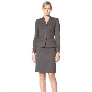 Tahari Other - Tahari Grey Pinstripe Suit